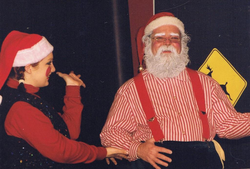 Santa Damon NPN 2