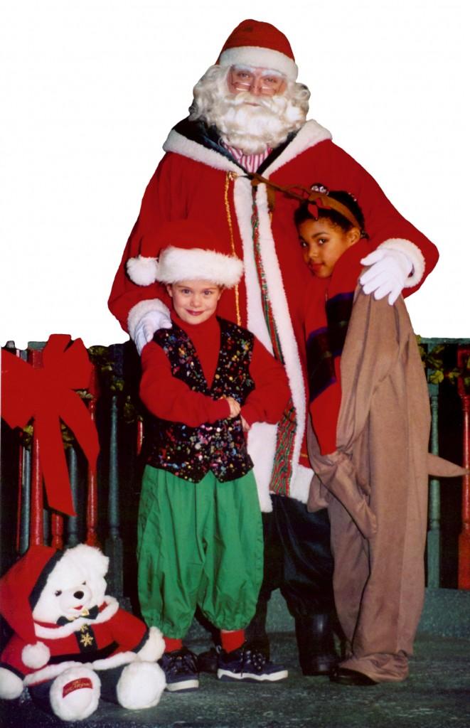 Santa Live from DeSoto